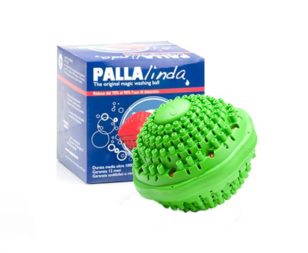 palla per lavatrice